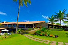 Catussaba Resort - Fachada